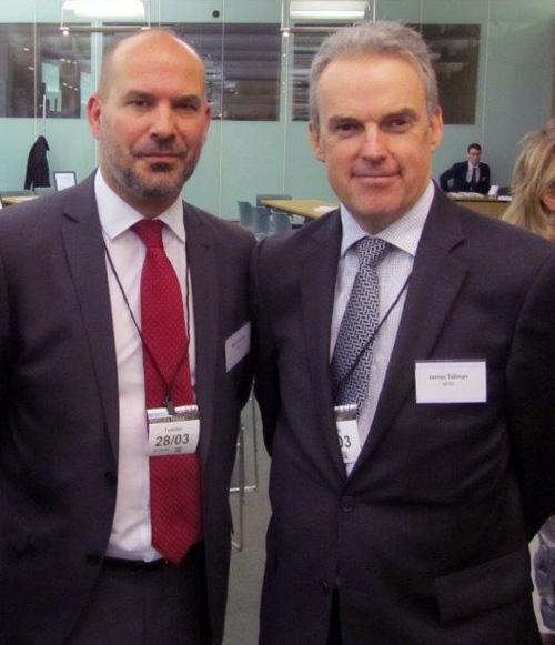 James Talman and Mark Farmer