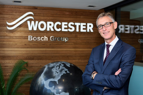 Carl Arntzen, Worcester Bosch CEO and CPA chairman