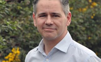 Kevin Keane, SMD's new national sales manager