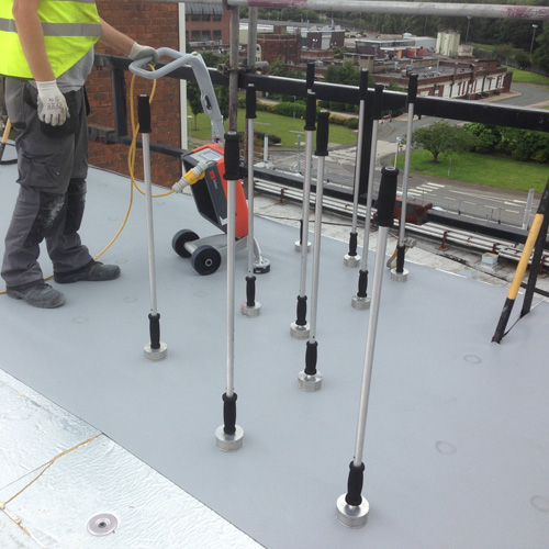 Science Flagship Protected Roofing Cladding Amp Insulation