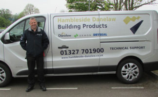 Paul will be offering roadside support to building professionals as well carrying out product demonstrations on the latest releases. It's hoped that this support will help to regulate British building standards and also promote the sharing of best practice.