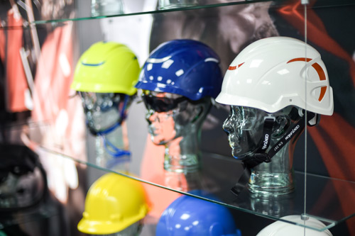 Centurion offers a range of helmet protection systems, respiratory protection systems and cap protection systems.