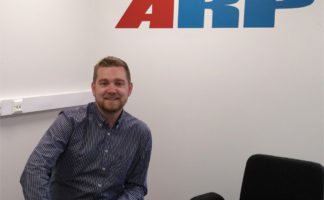 Mark Luke – area sales manager for South West and South Wales