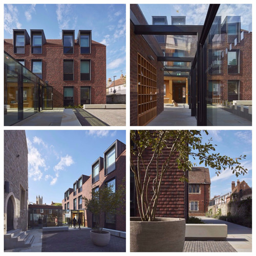 Architecturally Ambitious Kingsdown House The Kings