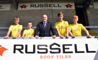 From left to right is Ryan Hardy, JonJo Power, Andrew Hayward, Luke Redfern, Kyle Sharp