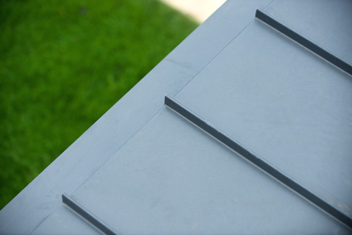 Catnic Is Used On Bespoke Porch Development Roofing