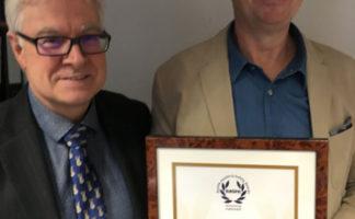 (L-R) Joint managing directors Martin Lloyd and Michael Hockley