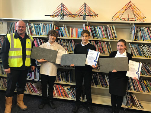 Students Get Involved In School Roofing Project Roofing