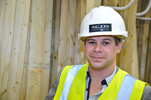 Actis UK and Ireland sales director, Mark Cooper, says the FMB's report highlights the record level of skills shortages underlines the need to build more off-site homes.
