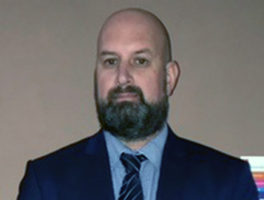 Simon Porter, area sales manager for south coast