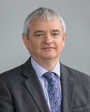 David Orr, CEO of the NHF