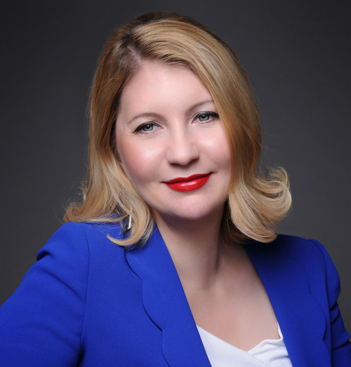 Monika Slowikowska, founder of Golden Houses Developments