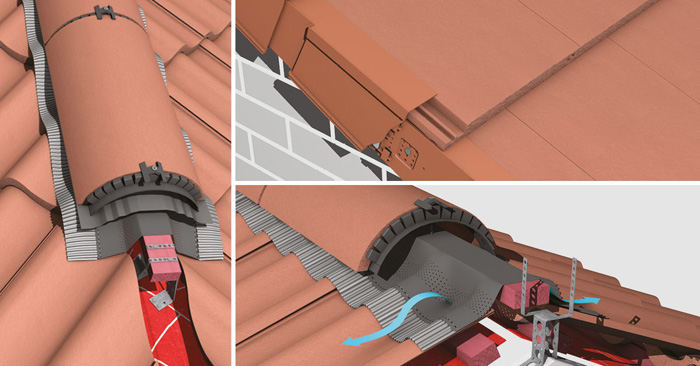 Marley Eternit's new batten end clip has been designed to meet BS 8612 requirements