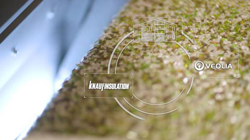 Knauf Insulation and Veolia join forces to take the next step in their sustainability journey