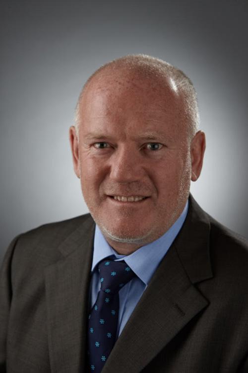 John Lambert, managing director of Forticrete