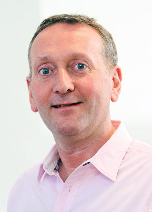 Derek Kelly, CEO of Brian Alfred