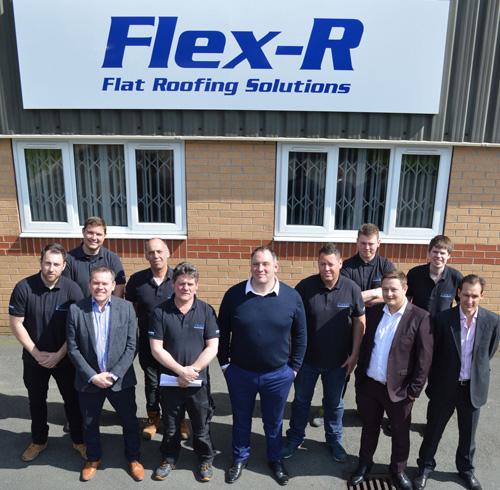 Flex R Opens Second Depot Along M62 Corridor Roofing
