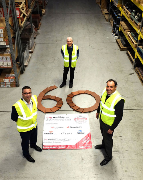 James Perrott Retires After 60 Years At Sig Roofing Roofing Cladding Insulation Magazine Rci