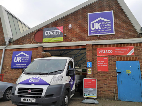 Uk Roofing Amp Plastic Supplies Opens New Branch Roofing