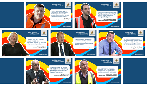 WCoBM's new video on the benefits of working in our industry told by people who have done well in their company.