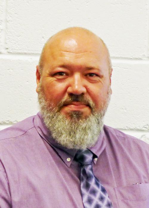 Mat McClure, T R Freeman sales and estimating director