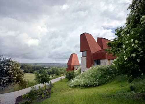 The Caring Wood RIBA House of the Year project