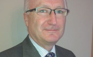 John Griffiths, managing director of SCA Wood UK