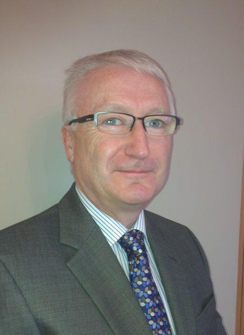 John Griffiths, managing director of SCA Wood UK