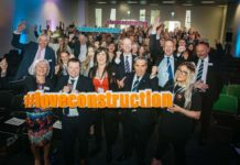 Launch of Promoting Construction campaign at Considerate Constructors Scheme Image of Construction event which took place on September 11 in London.