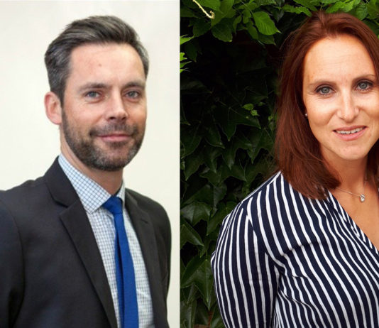 Catnic welcomes both David Protheroe and Julie Carlier to the company