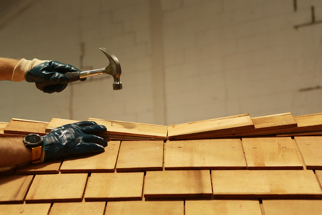 A Guide To Cedar Shingles Roofing Cladding Amp Insulation