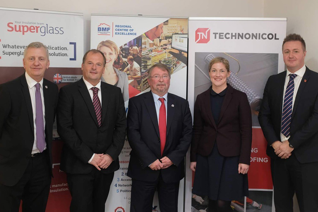 Bmf Opens Regional Centre Of Excellence At Superglass