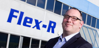Duncan Winter, Flex-R's trading director