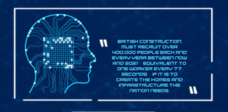 """Implementing AI into the sector would drastically reduce the number of injuries on the building site"""