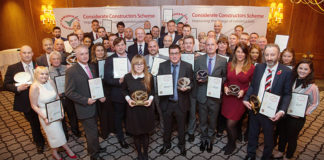 Last year's National Company and Supplier Award winners