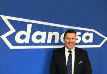 James Buckley is now managing director at DANOSA UK