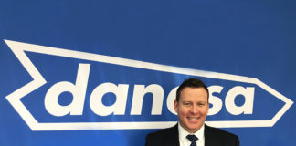 James Buckley is now managing director at DANOSA UK