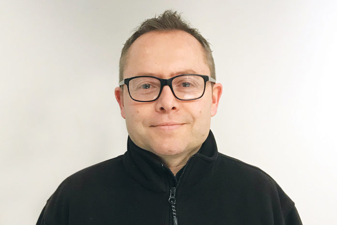 Kenton Cawley has joined Guttercrest as its new head of production