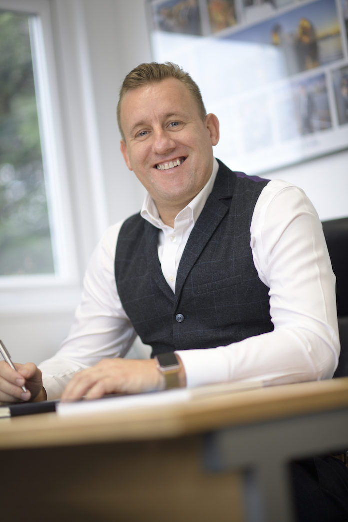Steve Durdant-Hollamby, managing director of Polypipe Civils