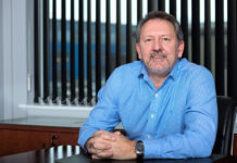 Adrian Smith, managing director of ISD Solutions
