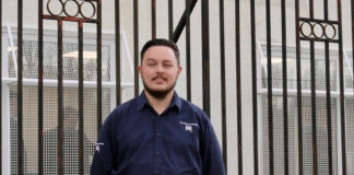 Calum Doig, operations director for New Guard Coatings Group