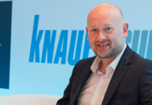 Neil Hargreaves is now managing director at Knauf Insulation