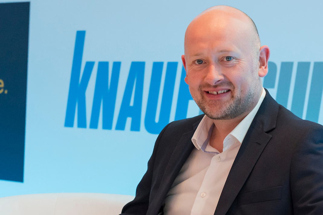 Knauf Insulation Appoints Neil Hargreaves As Managing