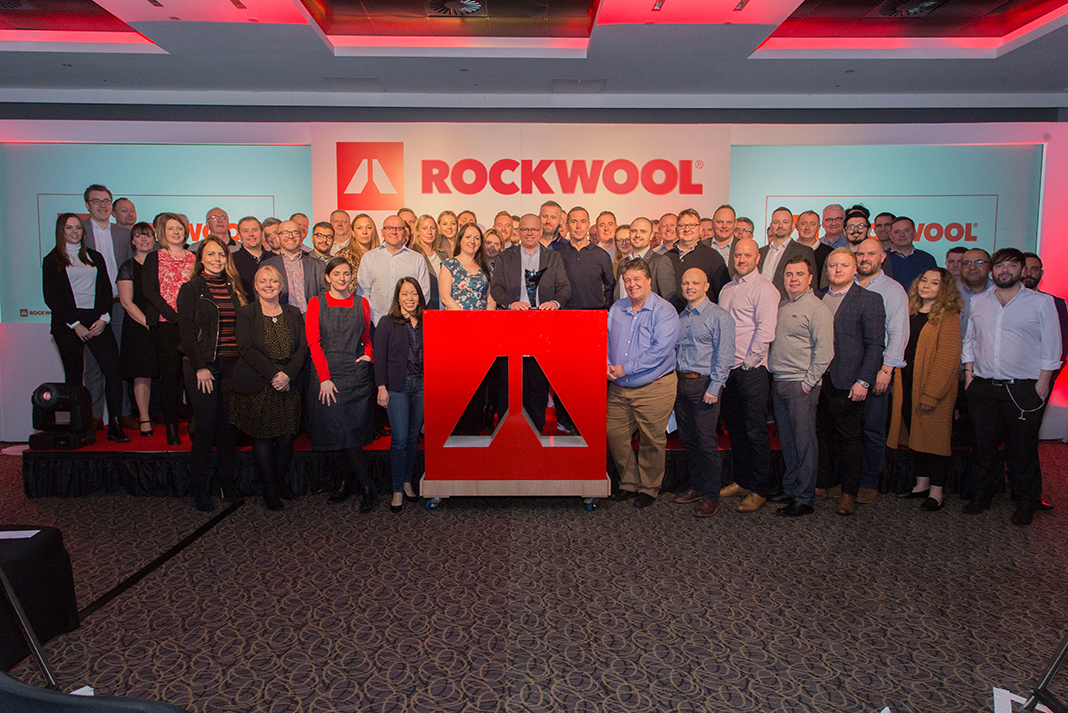 Rockwool Wins Sig Supplier Of The Year Award Roofing