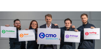 cmostores.com's new brand is unveiled