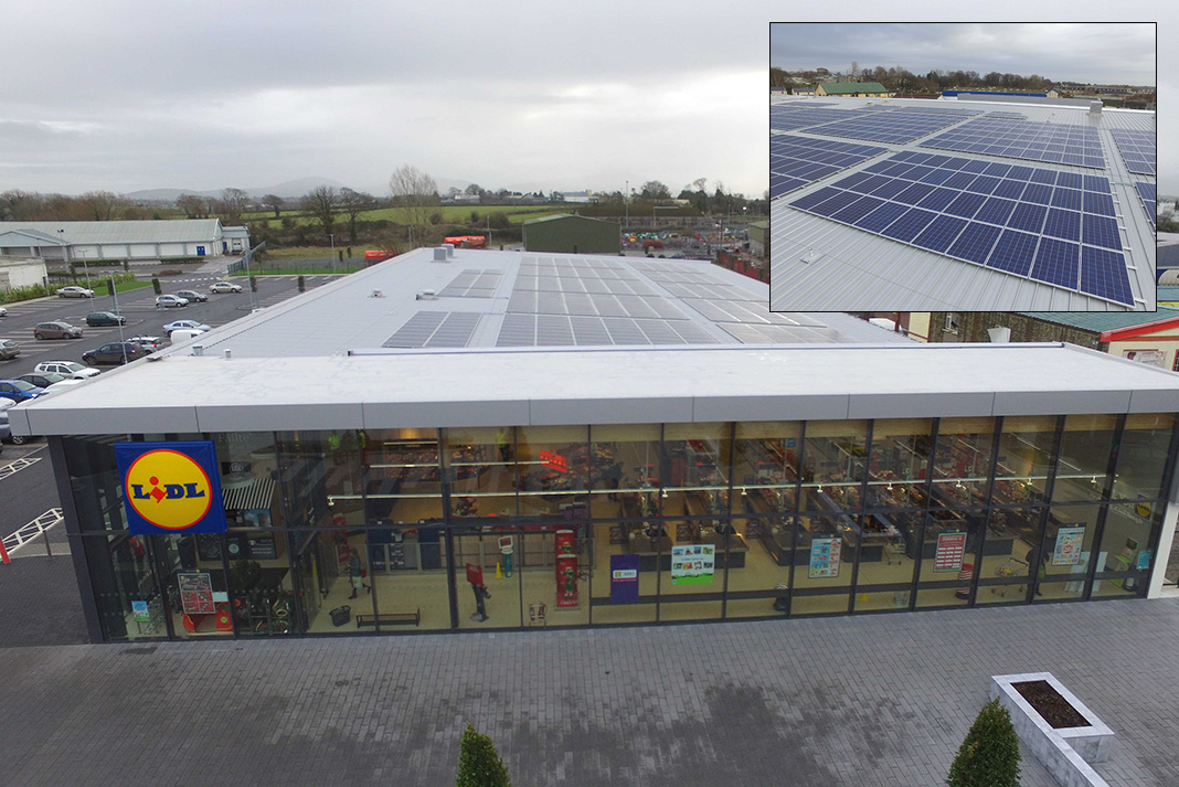 Efficient Shopping With Kingspan And Lidl Ireland