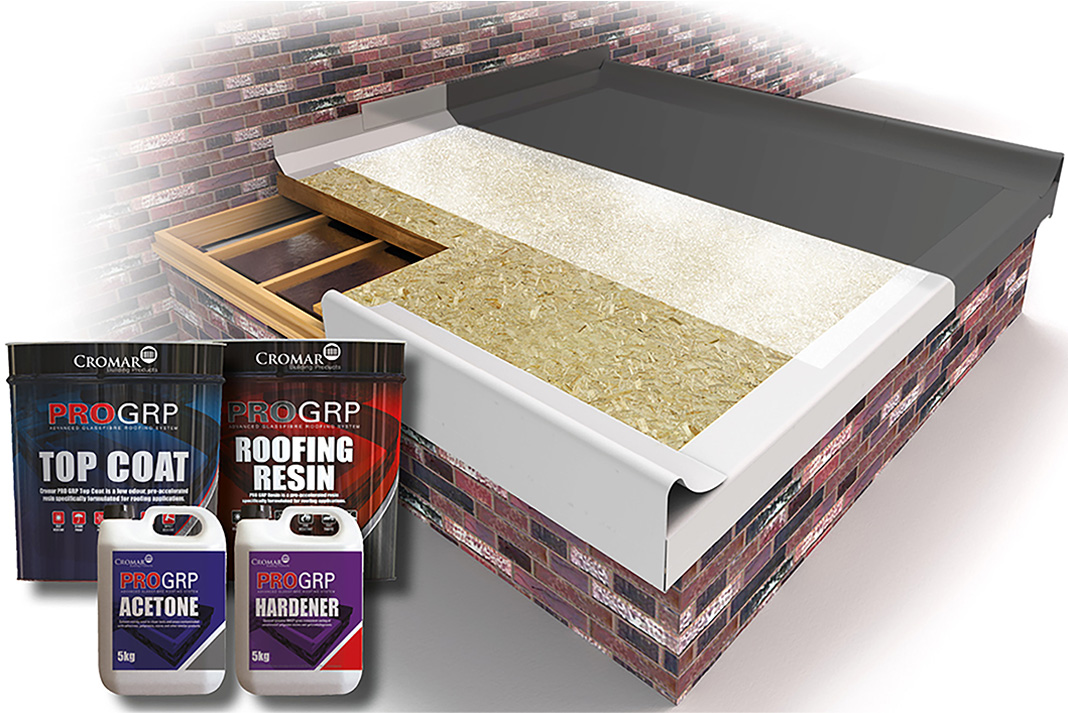 Pro Grp Roofing System No Joints No Seams No Leaks