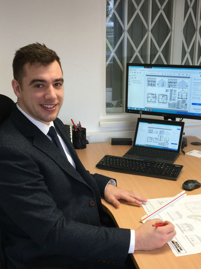 Sam Tebbs is a management trainee at Avonside Group