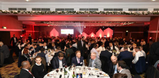 This year's Pitched Roofing Awards will be taking place on December 5 at the Midland Hotel