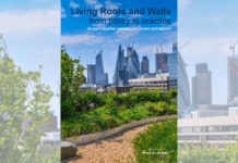 The Living Roofs and Walls from policy to practice report